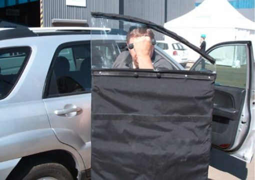 Instant Car Ballistic Window Shield