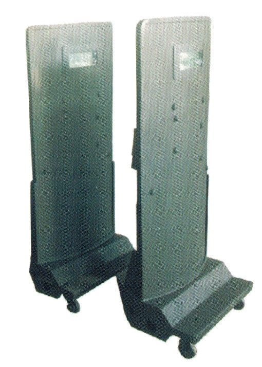 Movable Ballistic Shield