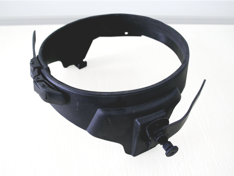 Visor Helmet Mount for Military Helmets