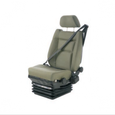 Seagard™ Mine Blast Troop Seat Mitigation