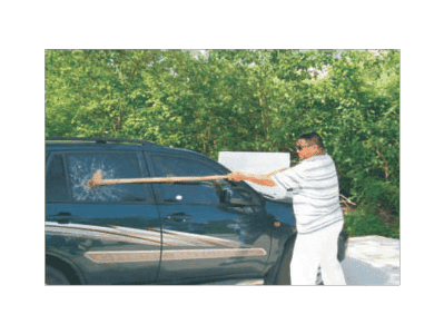 Augard-BIP Break-In-Proof Auto Glass Armor